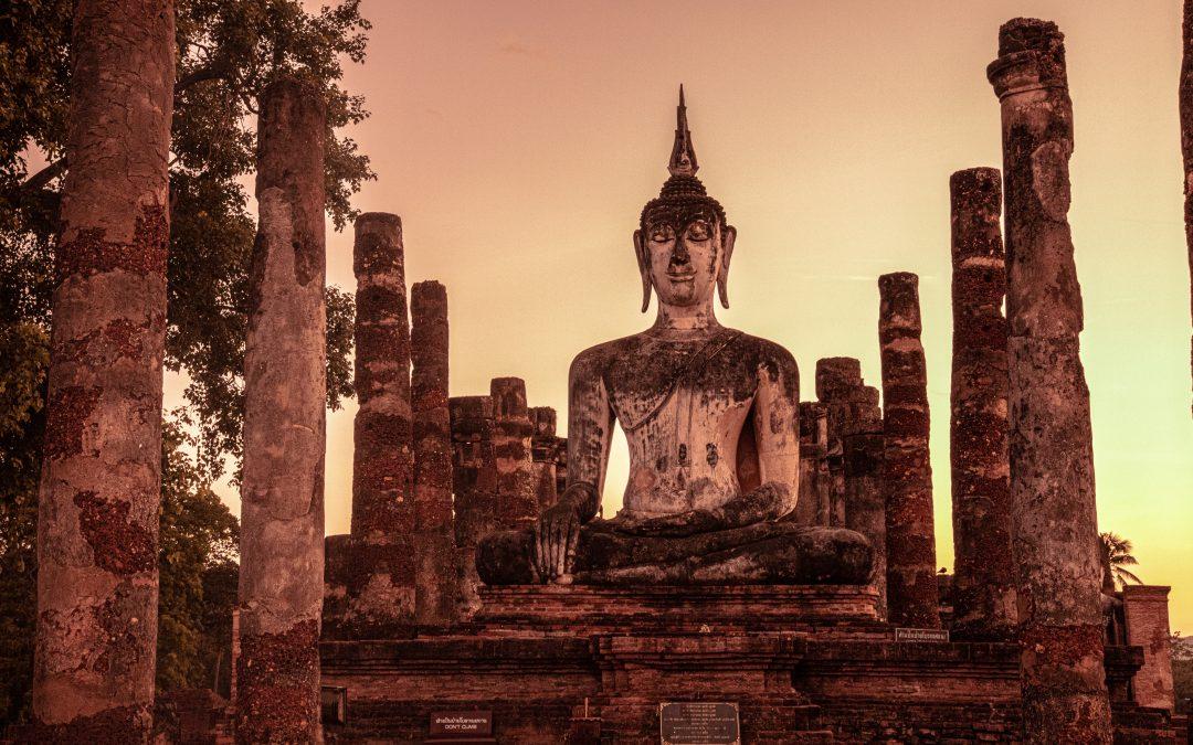 Historical Sukhothai…